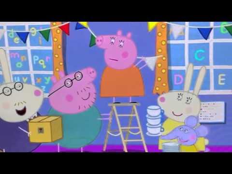 Peppa Pig New English Episode2014 Swearing Explicit Warning