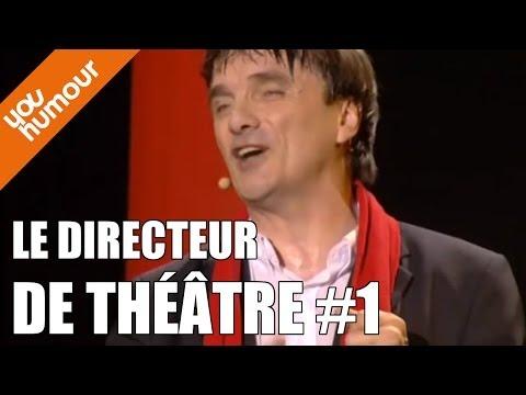 PIERRE AUCAIGNE -  Le directeur de théâtre (1/2)