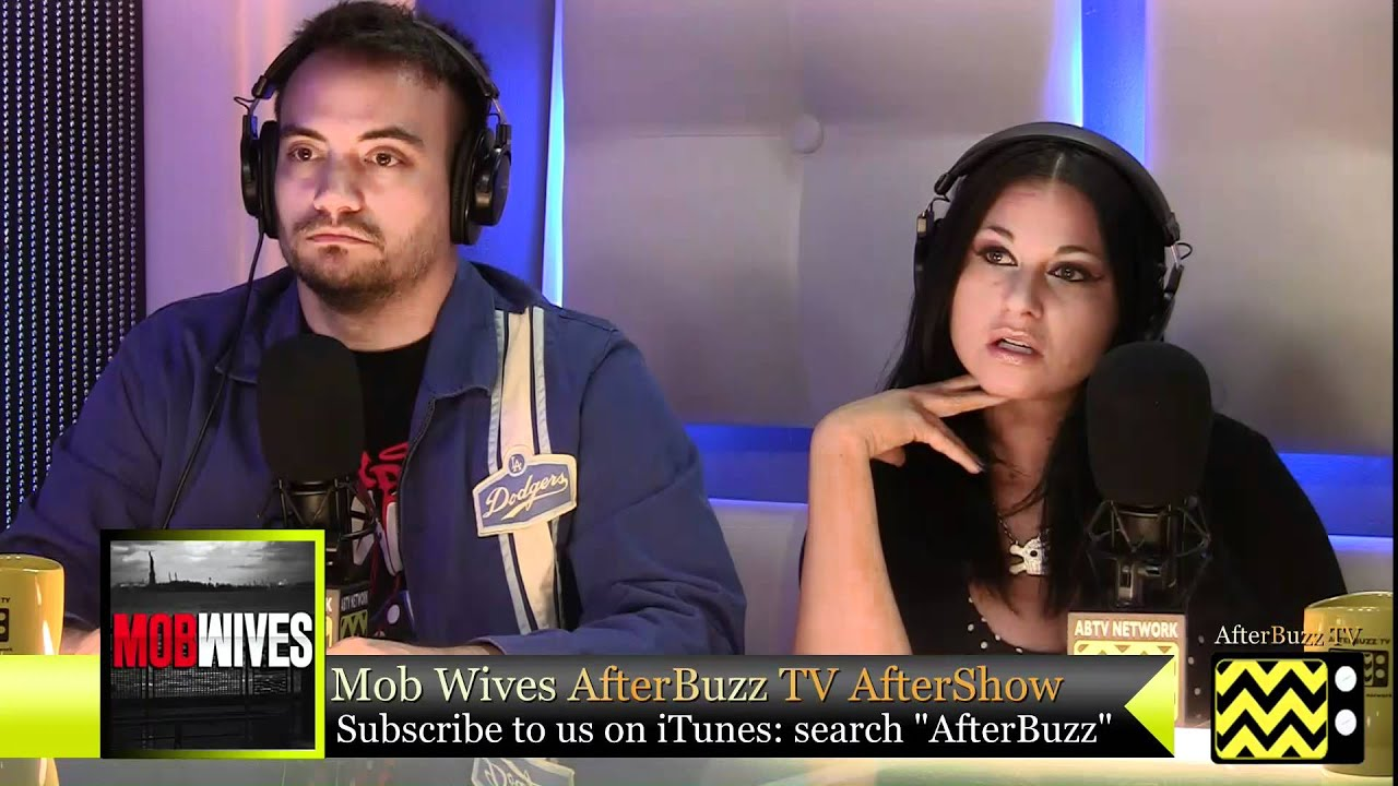 """Download Mob Wives  After Show  Season 2 Episode 5 """"Old Friends, New Archenemies"""" 