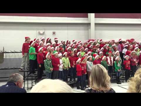 Jack Anderson Elementary School 4th& 5th grade Christmas Concert