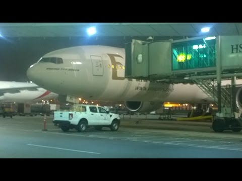 Terminal 3 To Terminal 2 - Dubai International Airport  HD