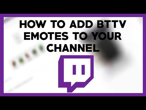 How To Enable Better TTV Emotes On Your Channel - Twitch Tings #4