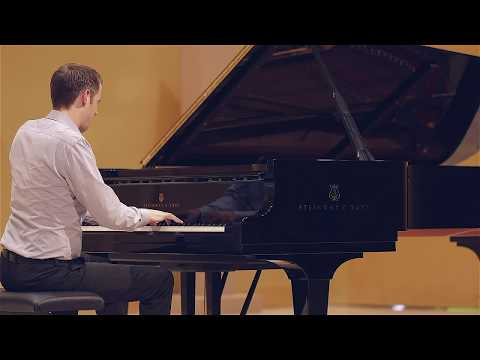 "David Jalbert: ""Romeo and Juliet before parting"" from Prokofiev's Romeo and Juliet, opus 75 (LIVE)"