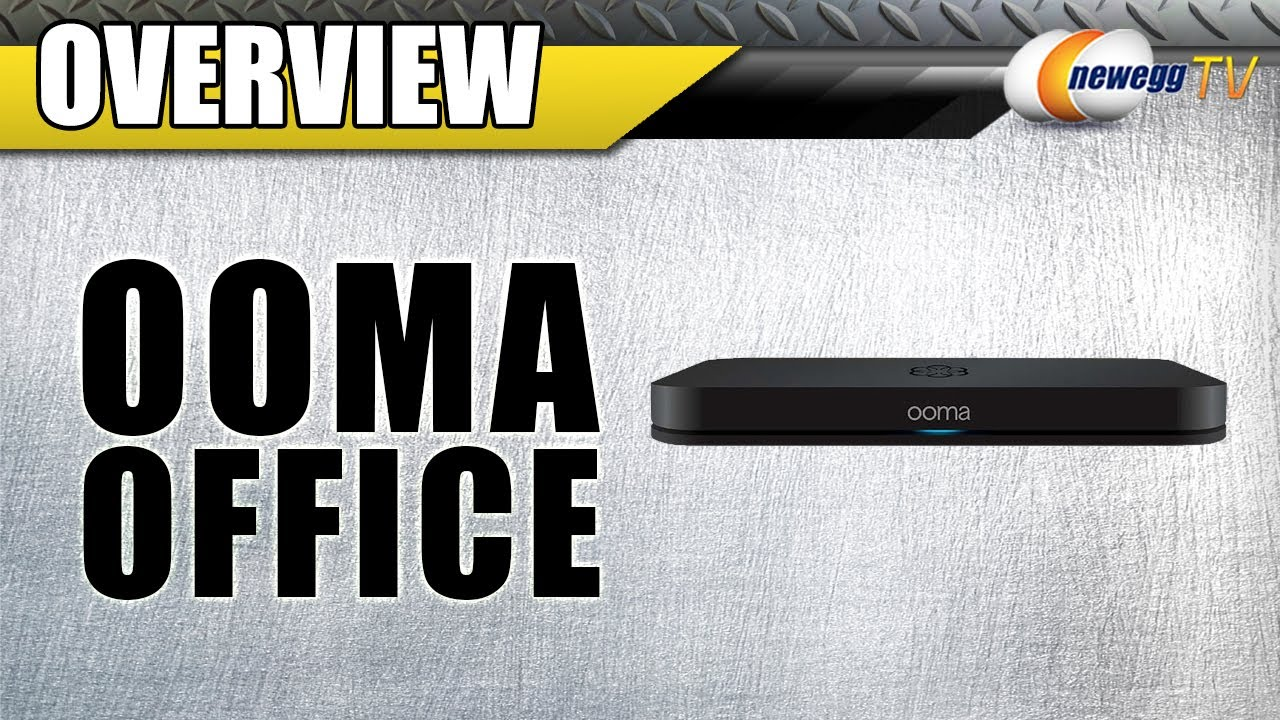 Ooma Office Business Class Phone System Overview Newegg