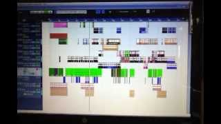 Cubase project Brainwash - Corejam