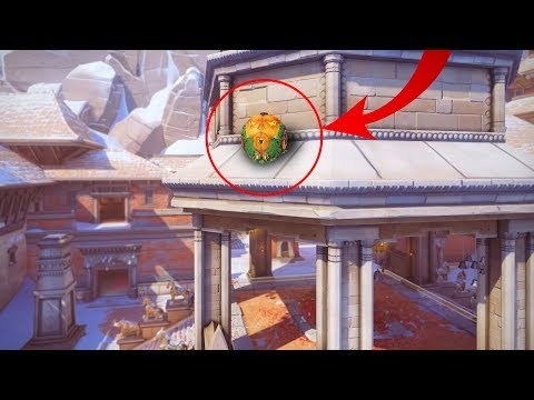 Contesting The Point For 3 Minutes Straight [Overwatch] thumbnail
