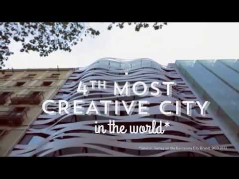 The Barcelona Brand. Barcelona Inspires Innovation,Creativity, Economic Growth and Quality of Life