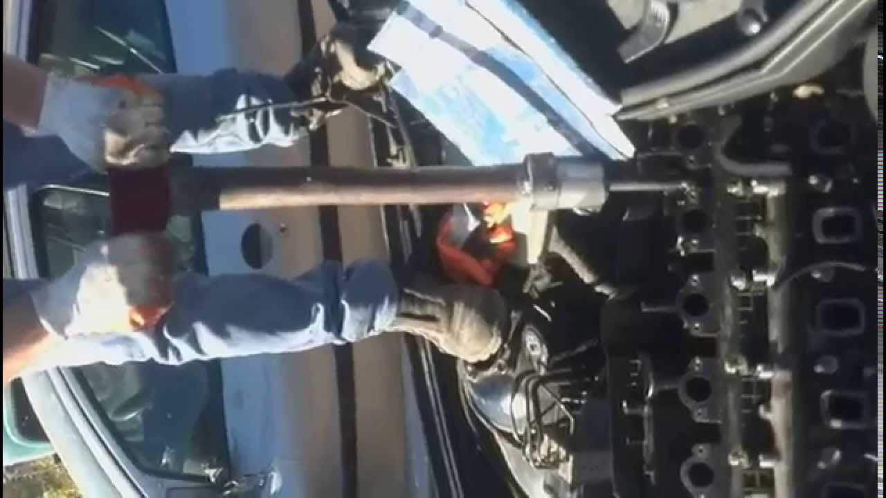 Bmw Diesel Injector Removal Tool Youtube