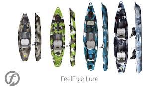 Feelfree Lure Kayak Series