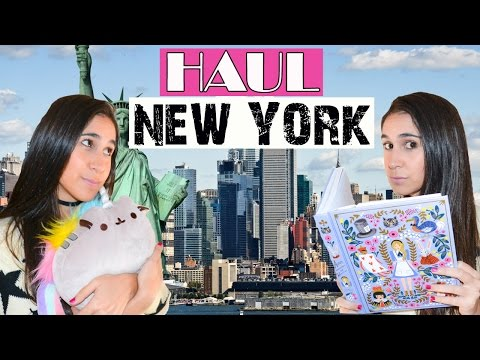 HAUL NEW YORK y NORTH CAROLINA | Fashion Diaries