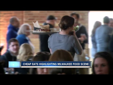 """Milwaukee restaurants to be featured on Cooking Channel's """"Cheap Eats"""""""