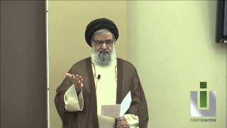 Sex Education & Islam: Discretion, Not Denial - Maulana Syed Muhammad Rizvi