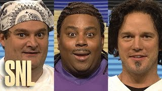 SNL Presents Football Sketches