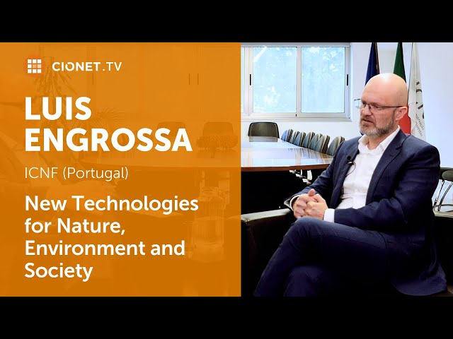 Luis Engrossa – ICNF (Portugal) – Digital Transformation at ERSAR and ICNF