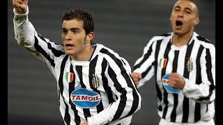 10/12/2003 - Champions League - Juventus-Olympiacos Pireo 7-0