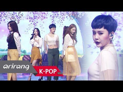 [Simply K-Pop] H.U.B _ When A Blossom Day Of Cherry Blossom(벚꽃피는날에) _ Ep.311 _ 051118