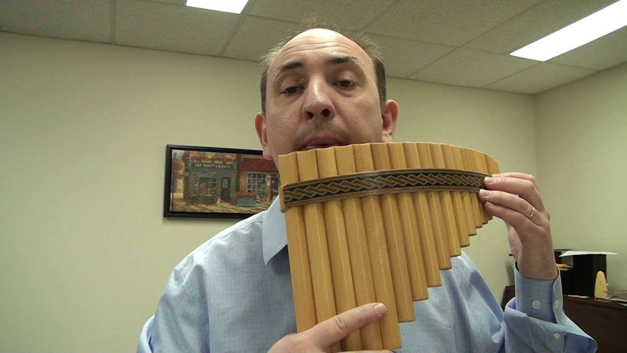The Sound of Silence. Learn to play Pan Flute - YouTube