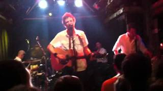 Frank Turner - Poetry of the Deed - live Wien, B72 - 2011/06/19