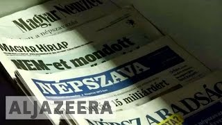 The murky future of Hungary's private media - The Listening Post (Lead)