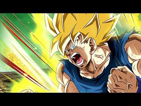 Dokkan Battle Transformation OST - SSJ Goku (Extended)