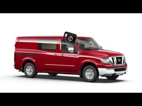 2016 Nissan Nv Cargo Van Key And Locking Functions