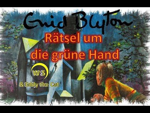 Rätsel um die grüne Hand - Enid Blyton - Hörspiel - Märchen - EUROPA