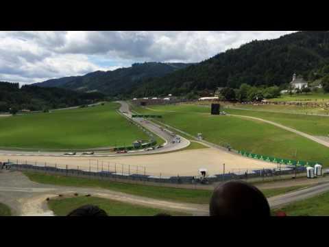 F1 2015 Austrian Grand Prix Nord Tribune