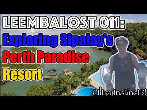 Leembalost 011: Exploring Sipalay's Perth Resort and Training while Travelling