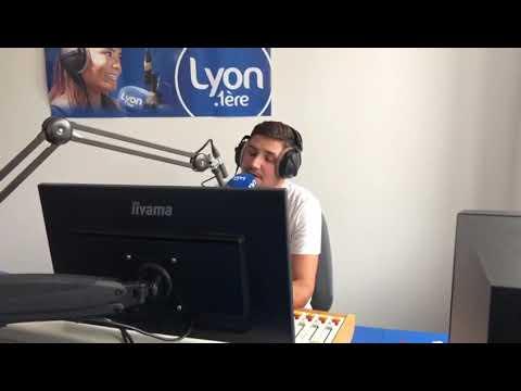 DÉCOUVERTE DE LA RADIO LYON 1ÈRE AVEC AMAURY MEYGRET