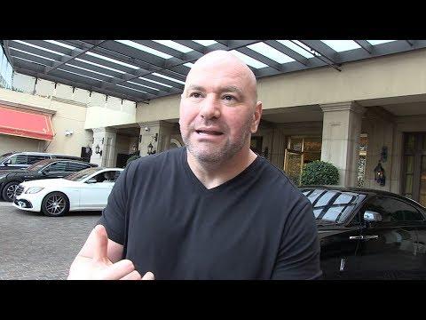 Dana White Says He Wants Cormier to Fight Jones, But DC's Team Wants Him to Retire | TMZ Sports