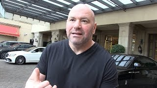 Dana White Says He Wants Cormier to Fight Jones, But DC's Team Wants Him to Retire | TMZ Sports