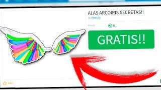 get this and you'll have these exclusive wings 100% free! New event IMAGINATION Roblox