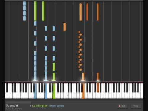 The Melancholy of Haruhi Suzumiya - God Knows   Piano Tutorial, 涼宮ハルヒの憂鬱【ピアノ】