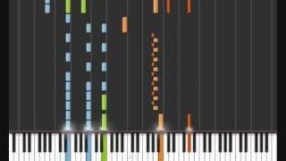 The Melancholy of Haruhi Suzumiya - God Knows | Piano Tutorial, 涼宮ハルヒの憂鬱【ピアノ】