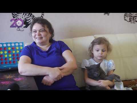 Многодетной семье помогают жить социальные пособия