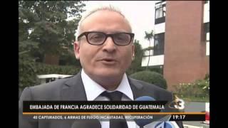 Comunidad francesa radicada en Guatemala participa de jornada …