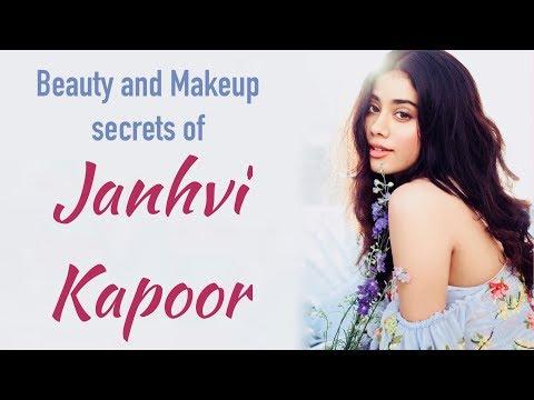 BEAUTY AND MAKEUP SECRETS OF JANHVI KAPOOR I JYOT RANDHAWA Mp3
