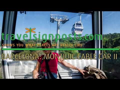 Barcelona: Montjuic Cable Car 2