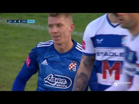 Osijek Dinamo Zagreb Goals And Highlights