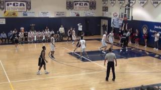 Joshua Garza Highlights Prestonwood Christian Academy