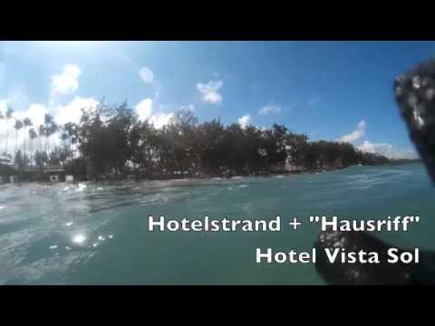 Punta Cana Vista Sol Schnorcheln