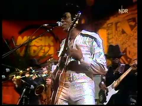 Johnny Guitar Watson | 1977 Concert on German TV Show: Musikladen