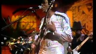 Johnny Guitar Watson - 1977 Concert On German TV Show: Musikladen