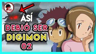 Digimon: ASÍ DEBIÓ SER DIGIMON 02