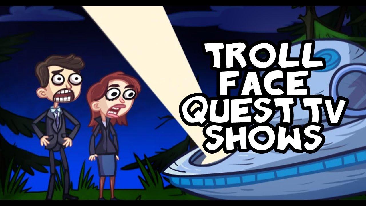 троллинг всех фильмов и сериалов trollface quest tv shows