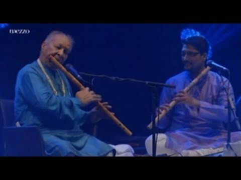 Hariprasad CHAURASIA & Zakir HUSSAIN impro