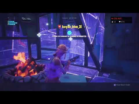 Fortnite [LIVE] Zone Wars [EU] With Subs