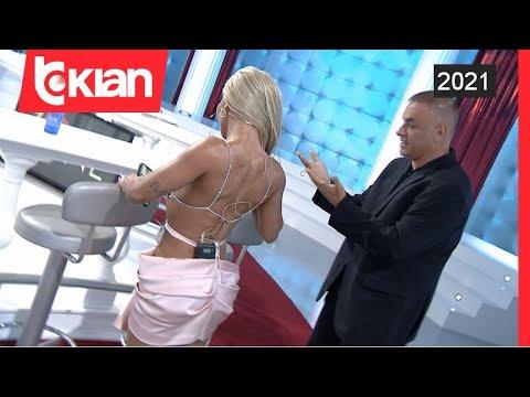 Download Iva Aliko habit me fizikun e saj, Arian Cani i prek muskujt ne cdo cep te trupit