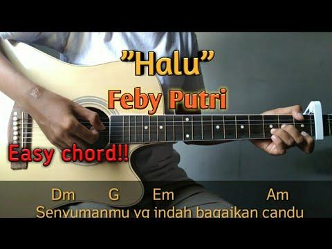 Halu Chord Feby