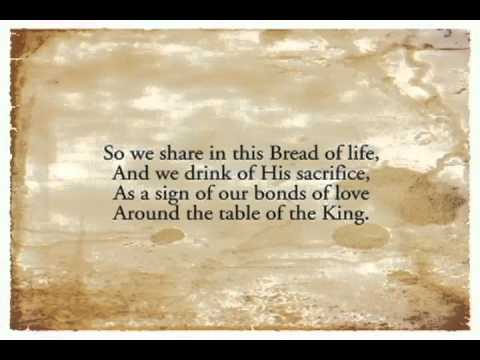 Behold the Lamb (Communion Hymn) - Keith & Kristyn Getty